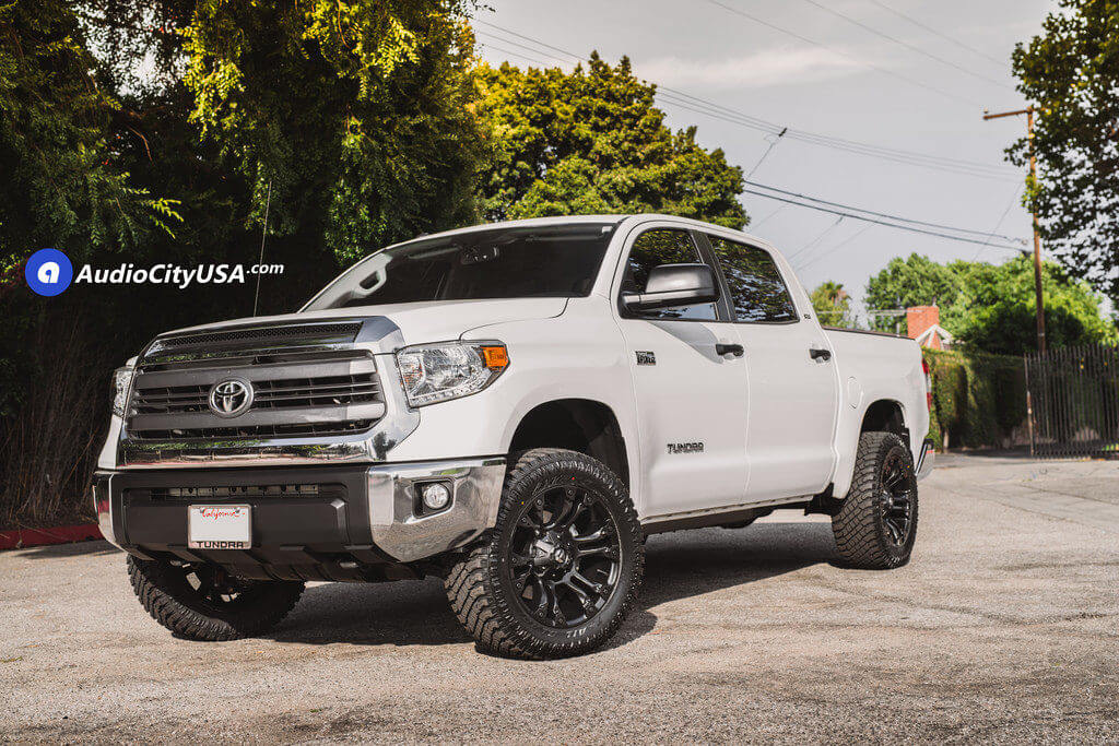 Toyota Tundra  Foot Bed For Sale