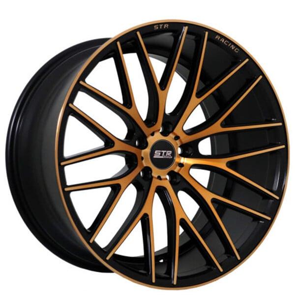 2017 Audi Tt S 20 Quot Str Wheels 615 Black Machined Rims