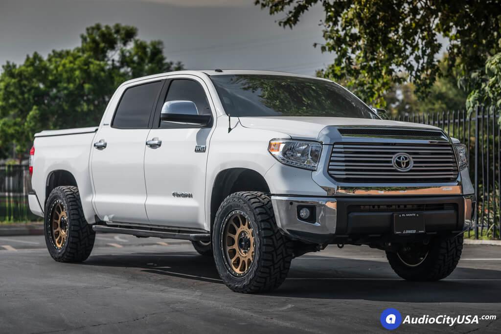 2016 Toyota Tundra Crewmax 20 Quot Method Wheels Nv 305