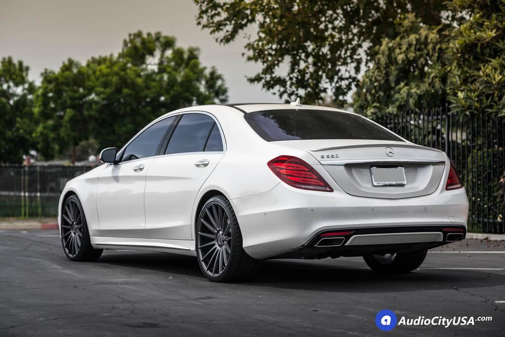 2016 mercedes benz s550 22 niche wheels form m157 for Mercedes benz usa factory