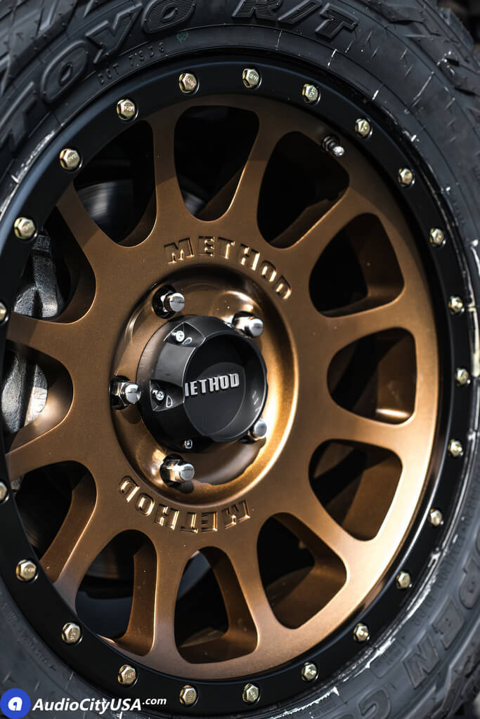 "8 Inch Lift Kit >> 2016 Toyota Tundra CrewMax | 20"" Method Wheels NV 305 ..."