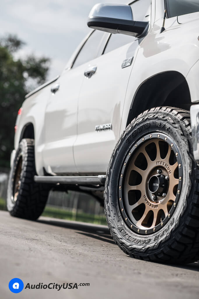 "2016 Toyota Tundra CrewMax | 20"" Method Wheels NV 305 ..."