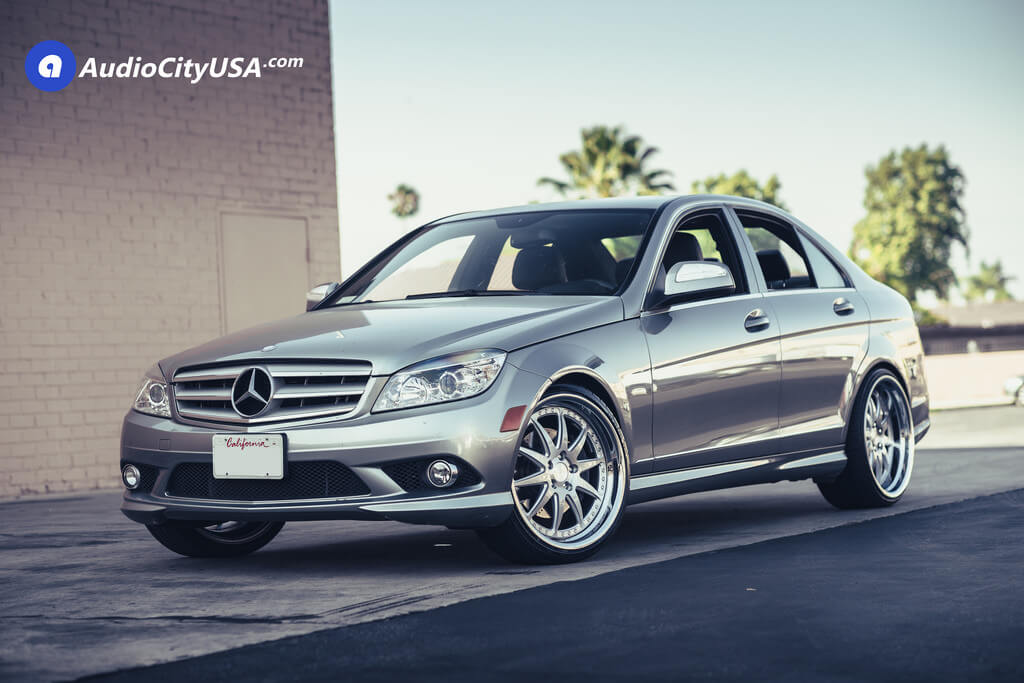 20 rennen wheels csl 1 silver with chrome step lip rims for Mercedes benz usa factory