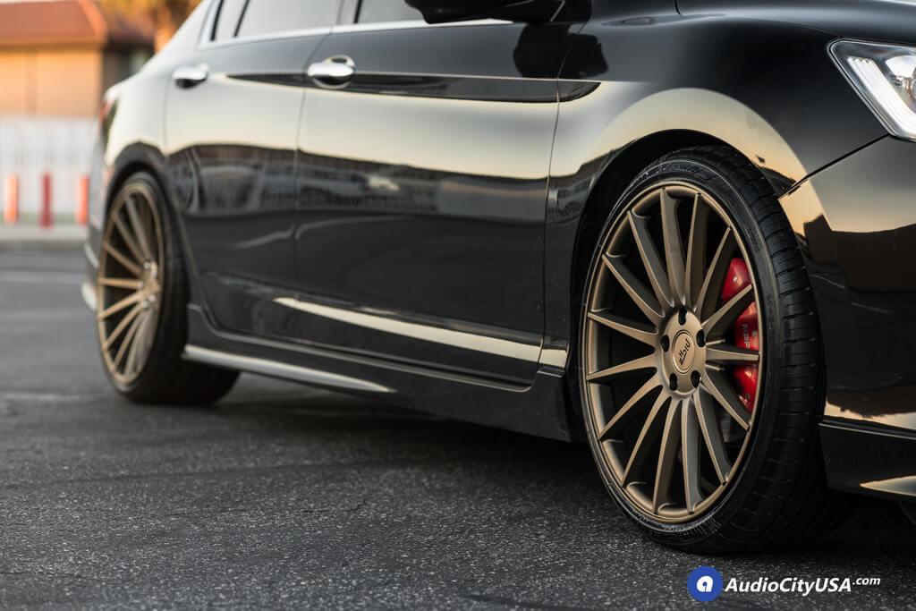 20″ Niche Wheels M158 Form