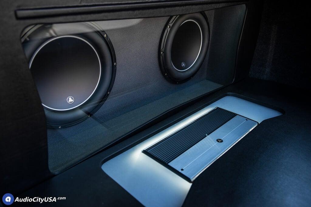 """West Covina Toyota >> (2) 12"""" JL Audio W6 V3 1200 Watts   JL Audio XD1000/1v2 ..."""