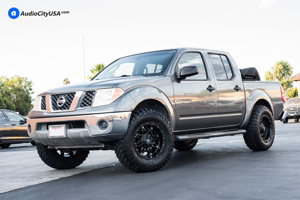 18 Fuel Wheels Hostage D531 Matte Black 33x12 5x18 Rbp Mt Tires