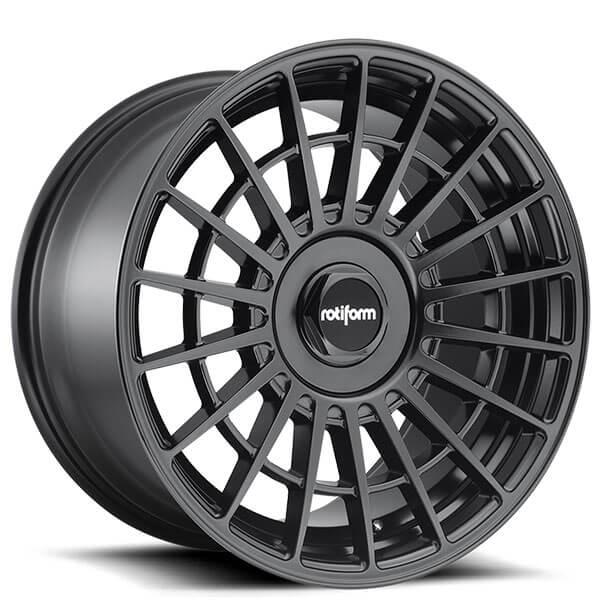 "19"" Rotiform Wheels RSE Matte Anthracite Rims"