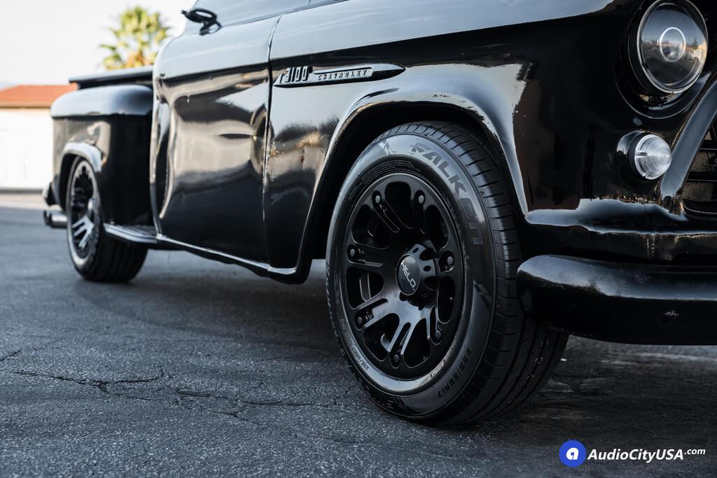17x9 Helo Wheels