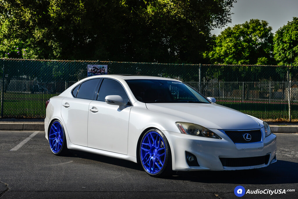 http://audiocityusa.com/shop/blog/wp-content/uploads/2017/10/2_Lexus_IS250_19x8.5_19x9.5_Rohana_Wheels_RFX7_Pica_Blue_AudioCityUsa.jpg