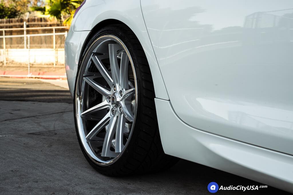 """22"""" Asanti Wheels"""