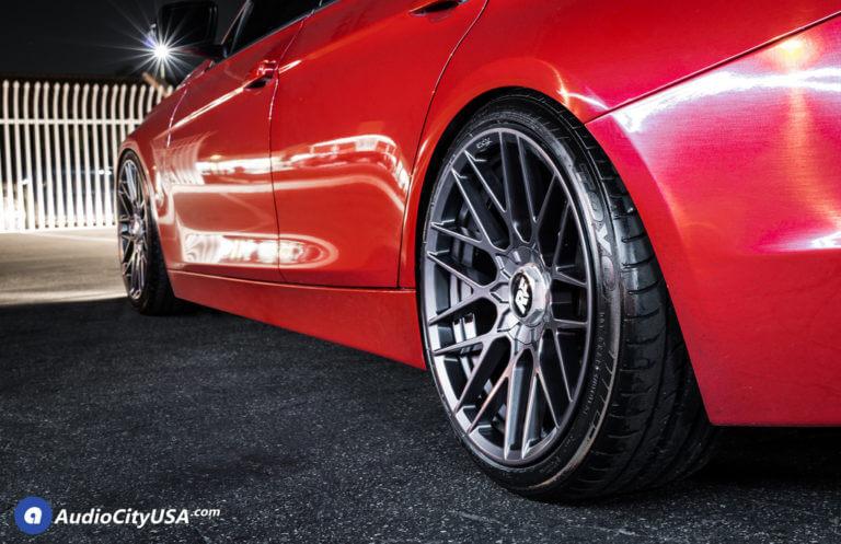 19″ Rotiform Wheels RSE Matte Anthracite Rims | Toyo Proxes T1 Sport | 2013 BMW 328i