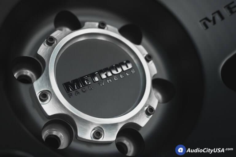 **NEW** 20×12 Method Wheels 610 & 605 Satin Black, Bronze Offroad Wheels