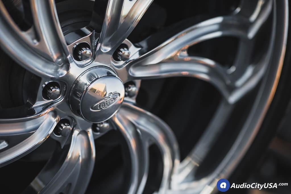 """26"""" Intro Wheels Spyder"""
