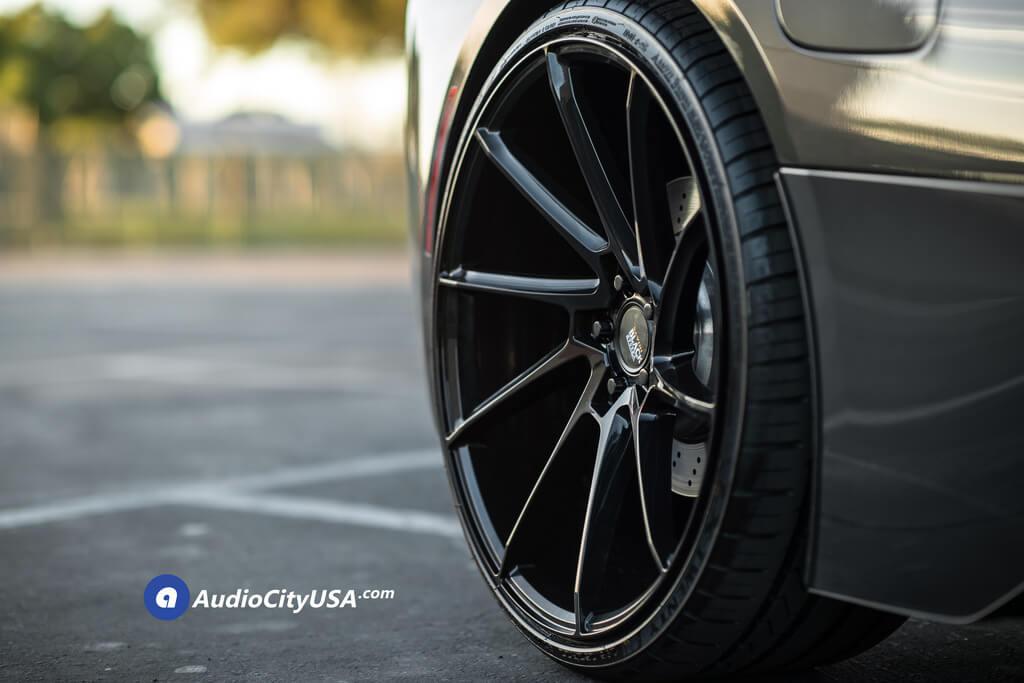 22 Quot Savini Wheels Bm15 Gloss Black Super Concave Rims