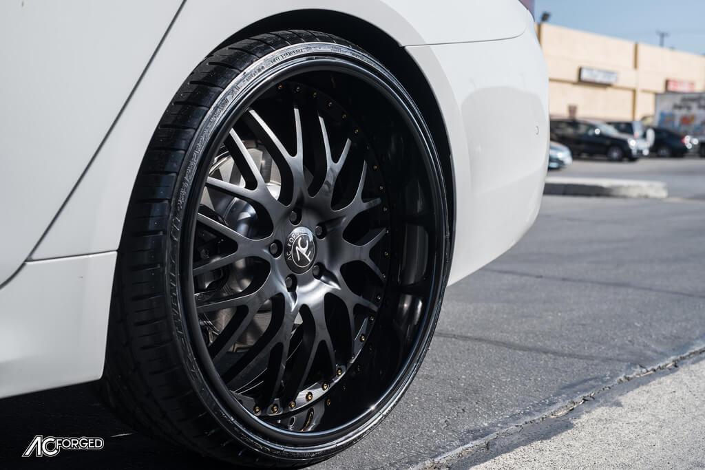Bmw X X Ac Forged Wheels Black Audiocityusa