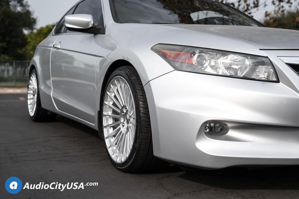 "Honda Silver Spring >> 19"" TSW Wheels Turbina Titanium Silver Rotary Forged Rims ..."