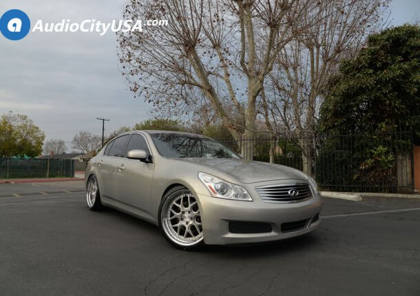 Infiniti G35 Wheels And Rims For Sale Audiocityusa