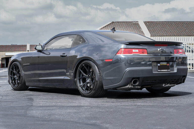 Chevy Camaro Ss Rohana Wheels Rfx Satin Black Audiocityusa X