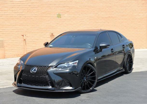Lexus Rims Wheels Tires 19 20 22 Inch Wheels