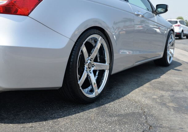 20u2033 Marquee Wheels 3226 Chrome Rims | Lexani Tires LX TWENTY | 2012 Honda