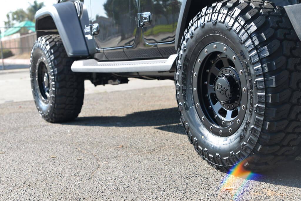 Patriot Tires Reviews >> 17 Xd Wheels Xd137 Fmj Satin Black Rims Patriot Tires