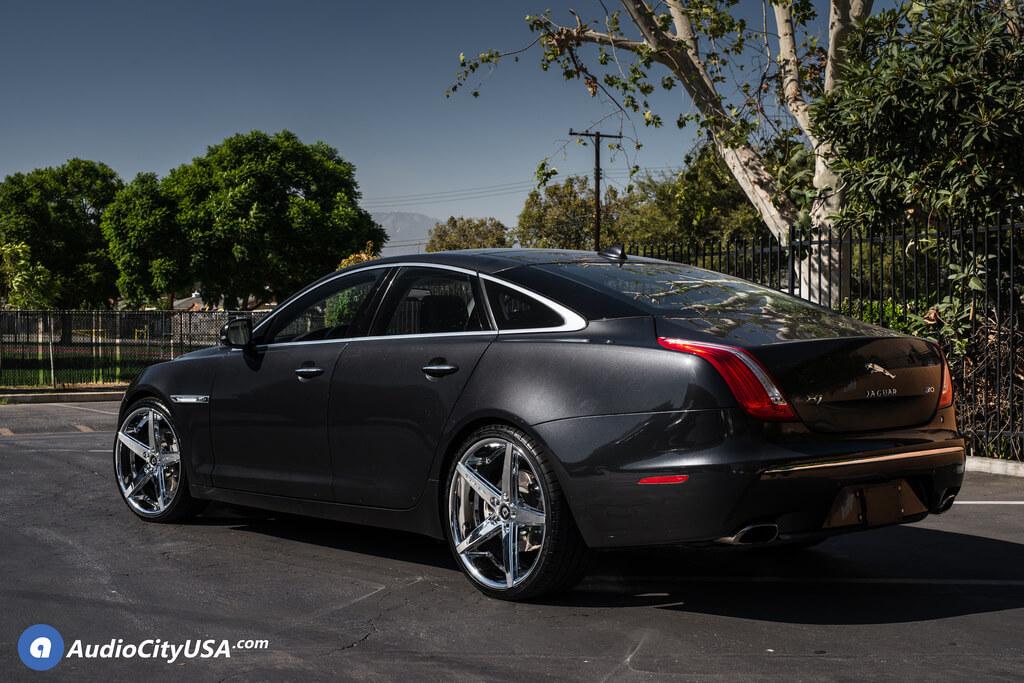 22 lexani wheels r four chrome rims lexani tires lx twenty 2013 jaguar xj blg091418 blogblog audiocityusa