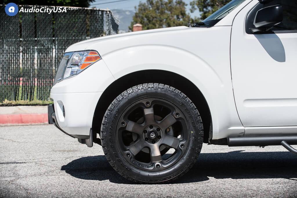 Fuel Wheels D564