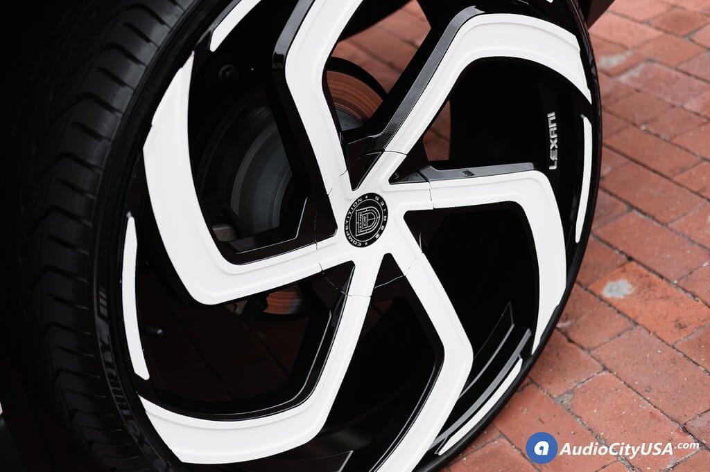 "28"" Lexani Wheels Swift-6 Custom Color Rims | Lexani Tires ..."