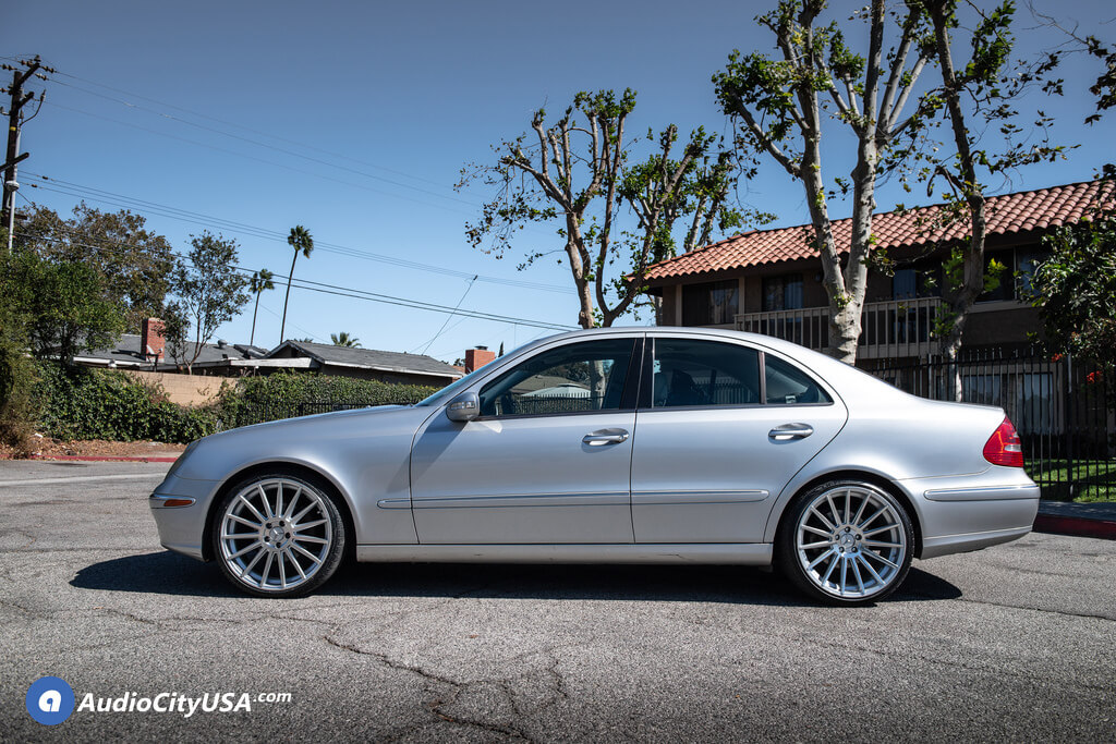 """20"""" Staggered Road Force Wheels"""