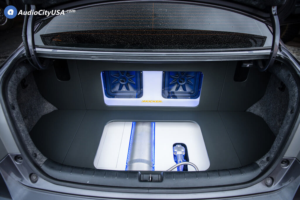 """Air Bag Suspension Kit >> 2 10"""" Kicker Solo Baric L7S Subwoofers in a custom Band ..."""