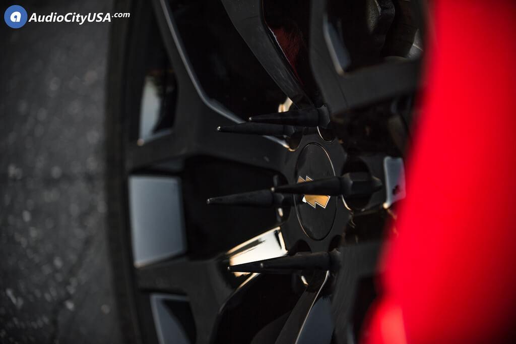 24″ 2014 GMC Sierra Wheels Gloss Black OEM Replica Rims