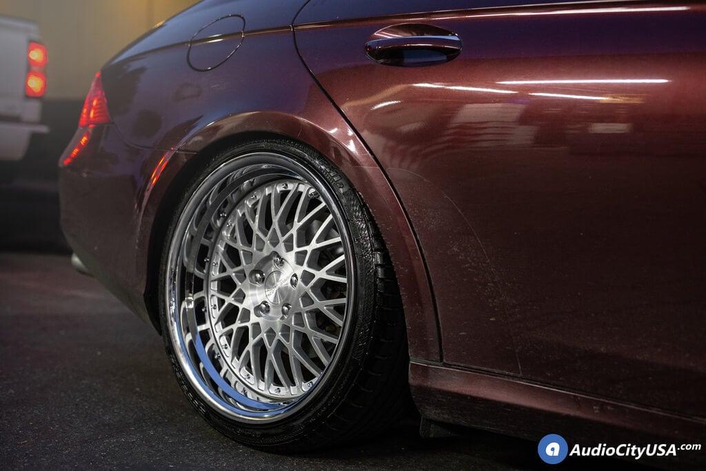 20″ Staggered Rennen Wheels