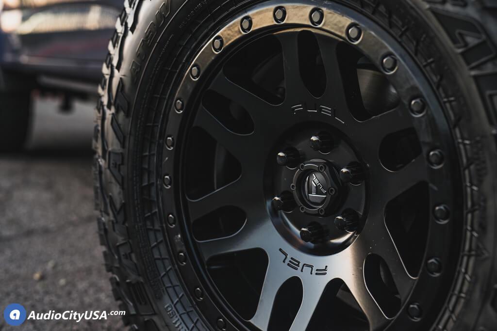 "17"" Fuel Wheels"