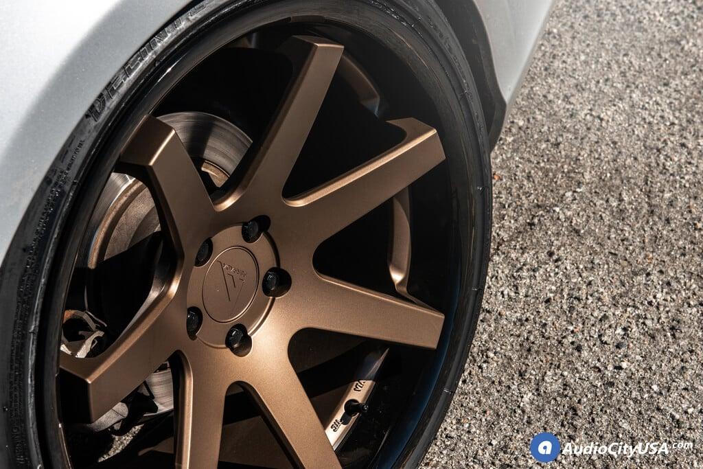 """20"""" Staggered Ferrada Wheels"""