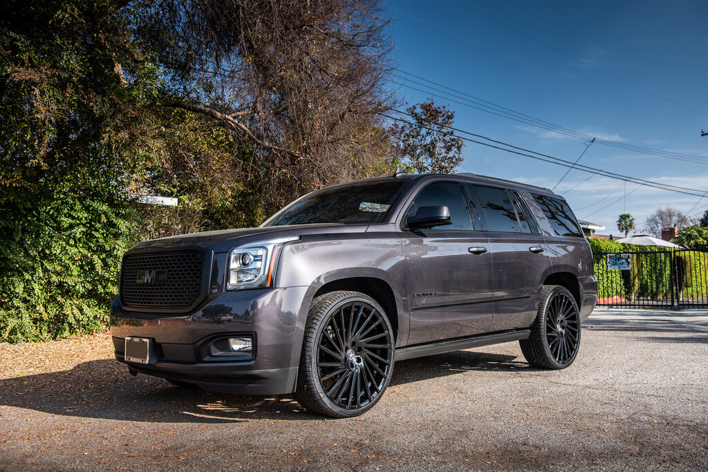 26 Lexani Wheels Wraith Rims For 2018 Gmc Yukon Xl Denali Audiocityusaaudio City Usa