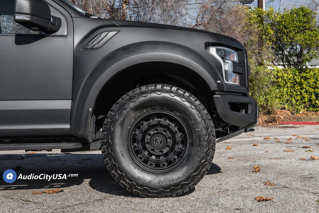 Ford Raptor F X Black Rhino Wheels Arsenaltexturedmatteblack Bfgtires Audiocityus A