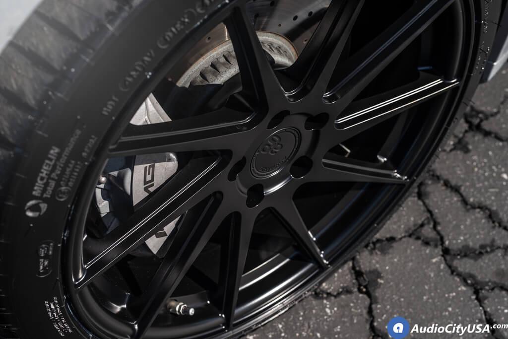"19"" Staggered Avant Garde Wheels"