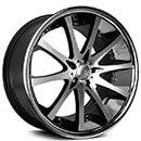 "20"" Staggered XIX Wheels"
