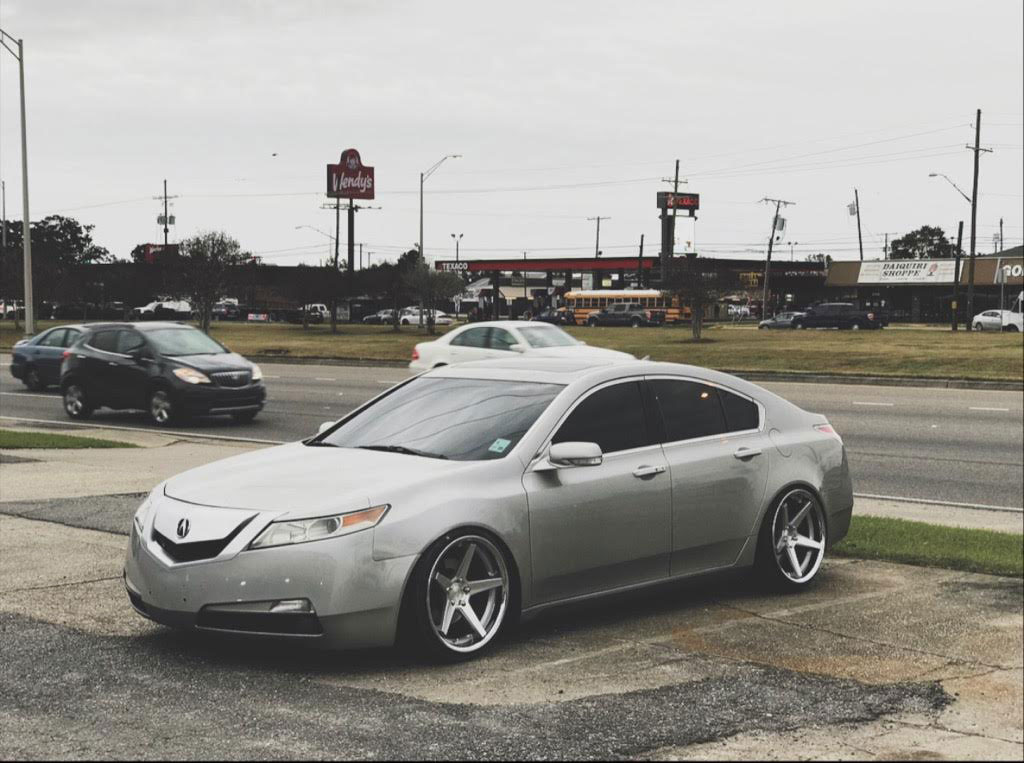 Acura Tl Wheels >> 20 Ferrada Wheels Fr3 Silver Machined With Chrome Lip Rims