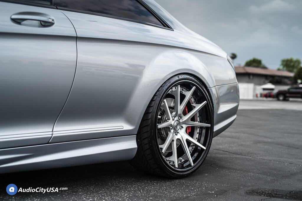 """22"""" Staggered Rennen Forged Wheels R55"""