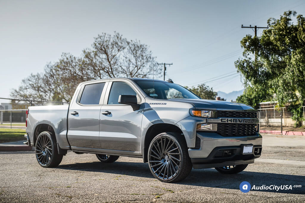 26 Lexani Wheels Wraith Gloss Black Rims Lionhart Lh Ten Tires 2019 Chevrolet Silverado 1500 Audiocityusa Blg042319 Blogblog