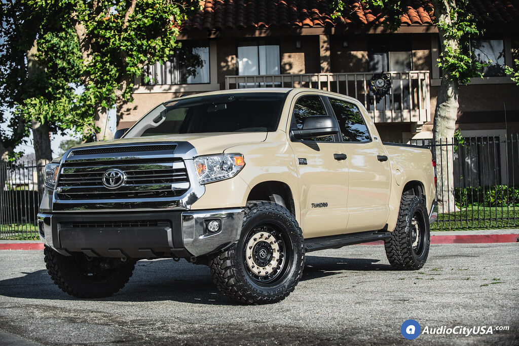 """20"""" Black Rhino Wheels Arsenal Sand on Black Off-Road Rims 