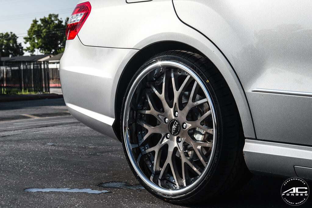 "20"" Staggered AC Forged Wheels"