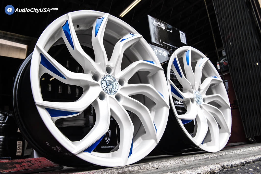 "20"" Lexani Wheels Matisse Custom Finish Rims"