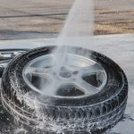 how to clean rims