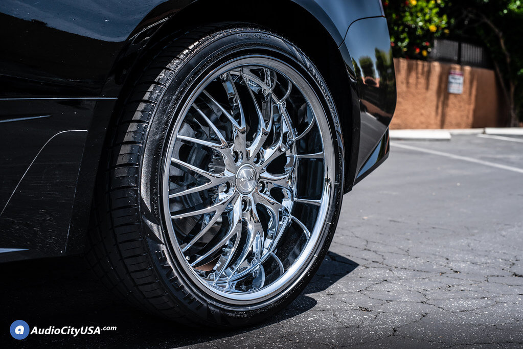 """20"""" Staggered MRR Wheels"""