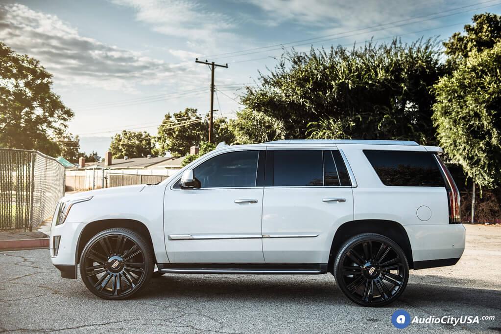"""26"""" Cadillac Escalade Wheels"""