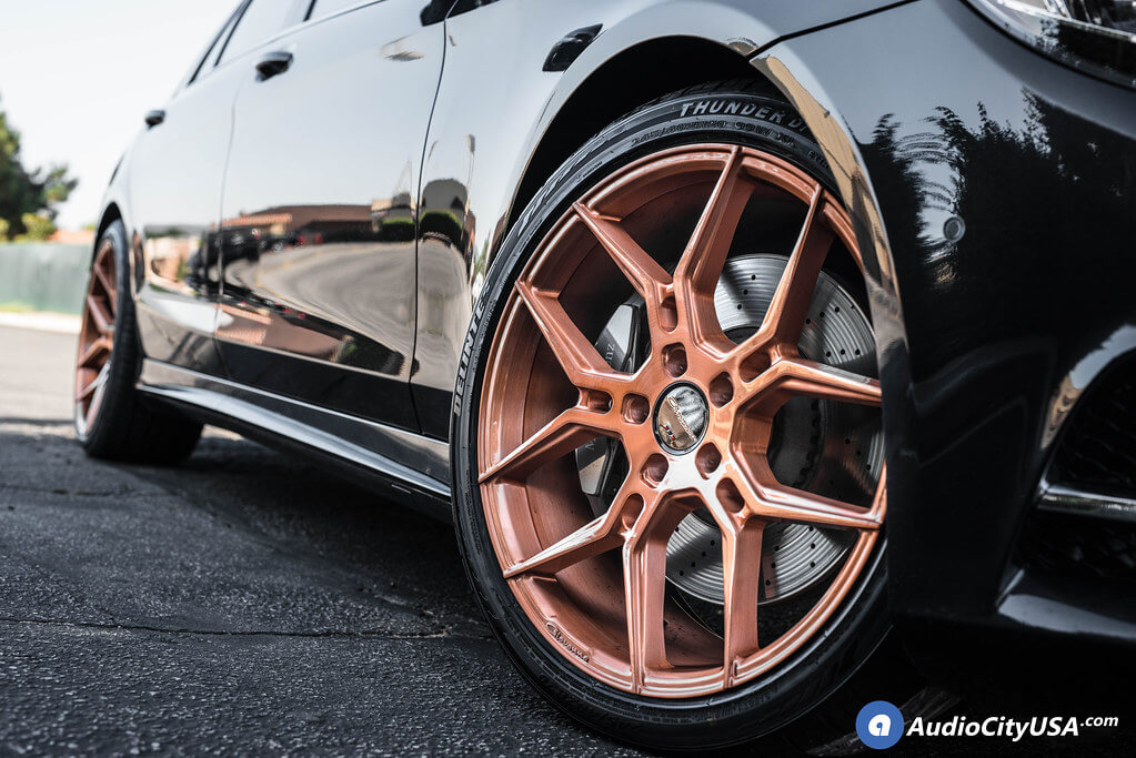 """20"""" Staggered Giovanna Wheels"""