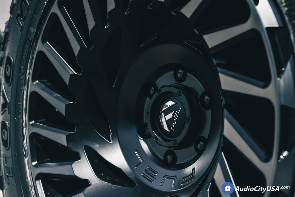 """20"""" Fuel Wheels D683"""