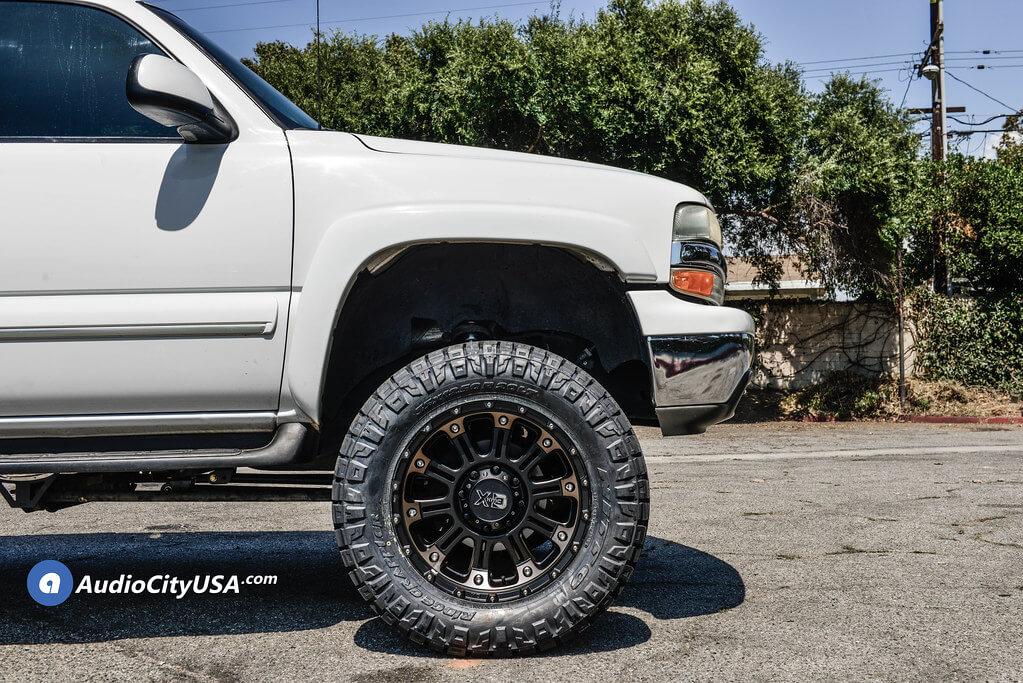 "20"" XD Wheels XD829"